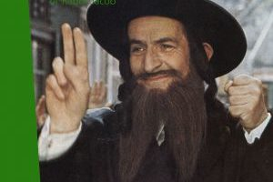 ONCE UPON A TIME… THE MAD ADVENTURES OF RABBI JACOB