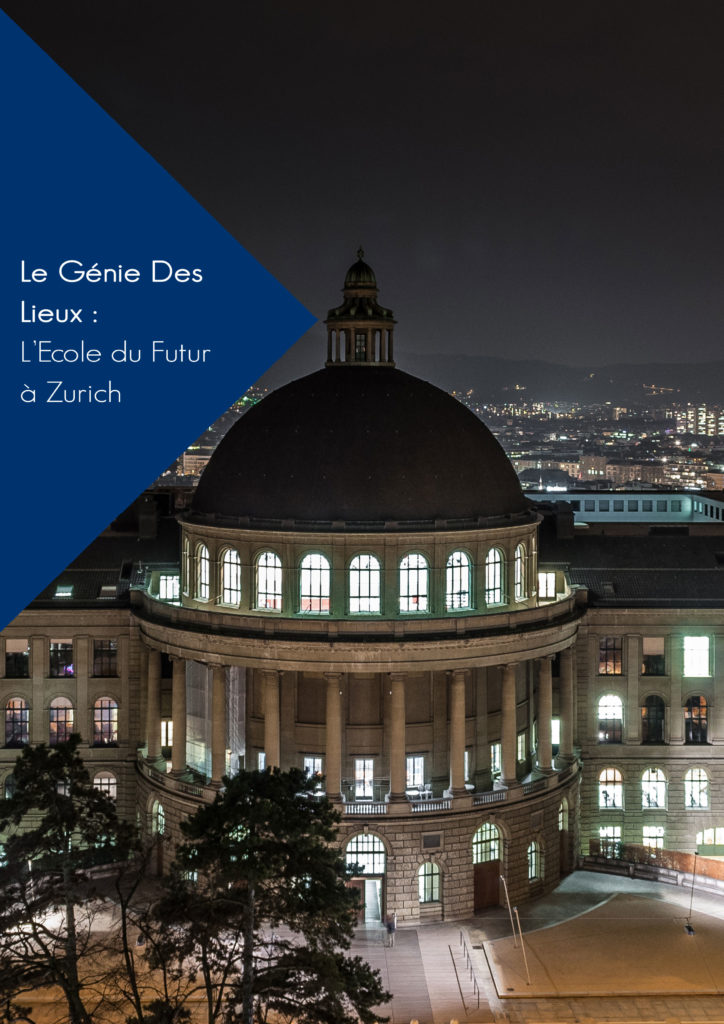 THE GENIUS LOCI: THE SCHOOL OF THE FUTURE IN ZURICH