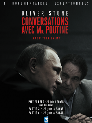 THE PUTIN INTERVIEWS - 4x60'
