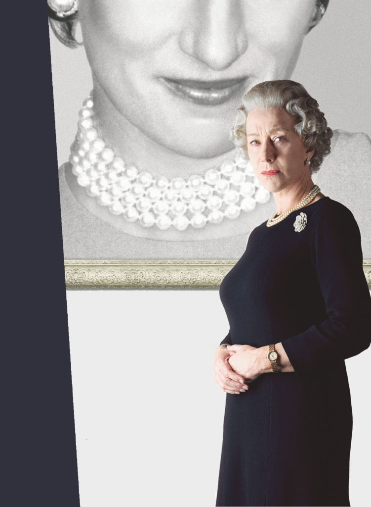 ONCE UPON A TIME… THE QUEEN