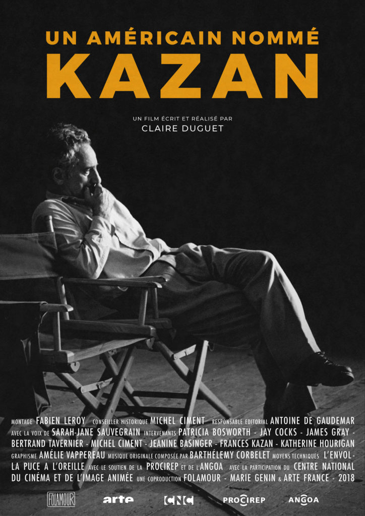 AN AMERICAN NAMED KAZAN