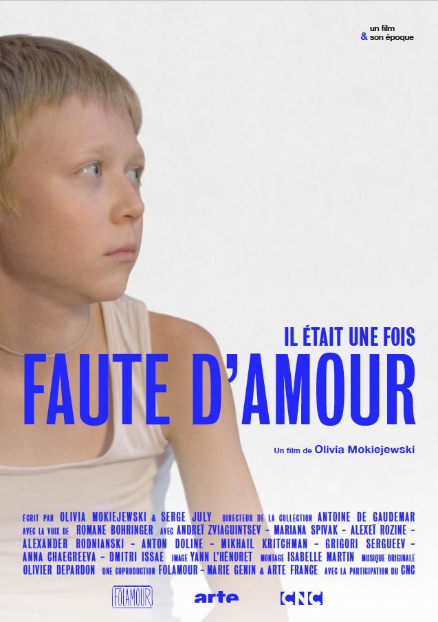 IL ÉTAIT UNE FOIS... FAUTE D'AMOUR - En VOD sur Arte Boutique