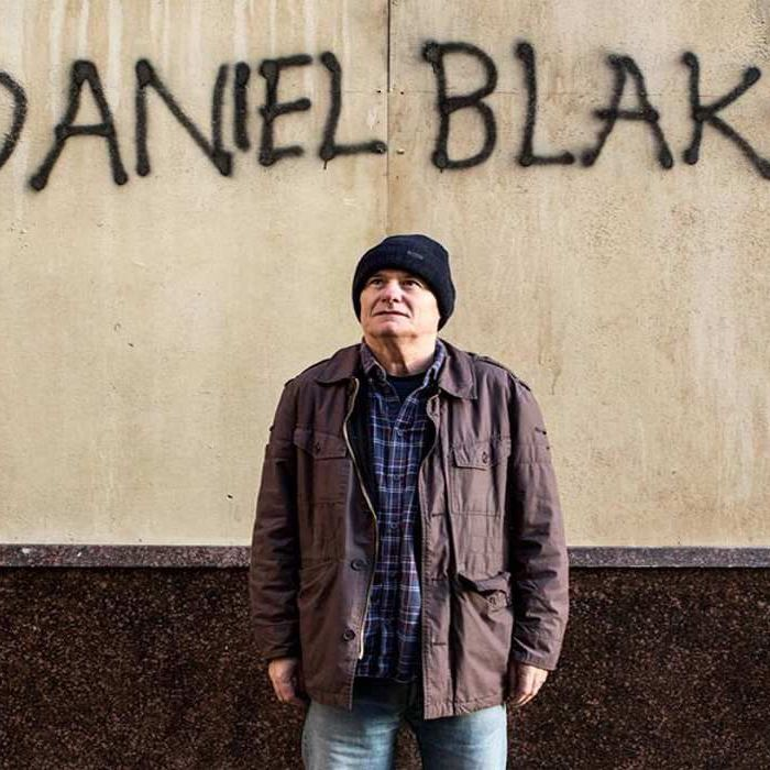 Once upon a time... I, Daniel Blake