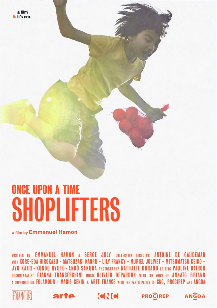 "ONCE UPON A TIME... SHOPLIFTERS - The next documentary of the collection ""A film& it's era"" broadcasted on Arte in May 2021"