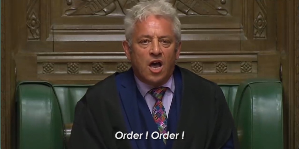 Order !