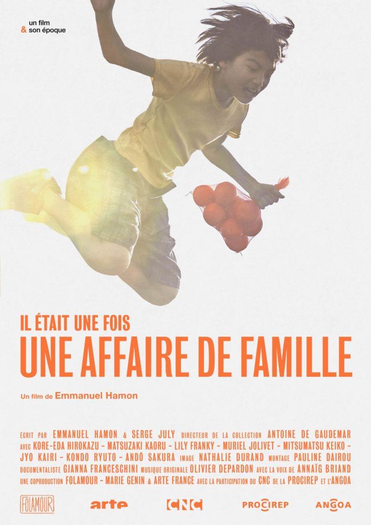 IL ÉTAIT UNE FOIS... UNE AFFAIRE DE FAMILLE