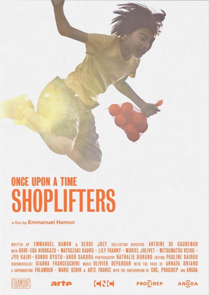 ONCE UPON A TIME... SHOPLIFTERS